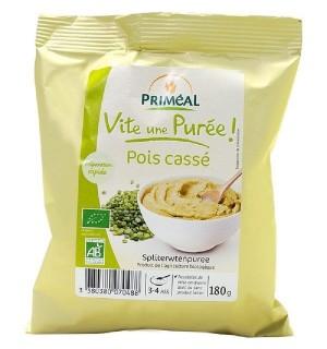 VITE UNE PUREE DE POIS CASSES - 180 GR