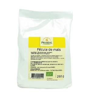 FECULE DE MAIS - 250 GR
