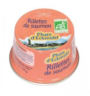 RILLETTES DE SAUMON 120 GR