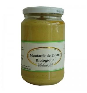 MOUTARDE DE DIJON EXTRA FORTE - 350 GR