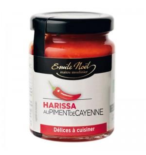 HARISSA AU PIMENT DE CAYENNE - 90 GR