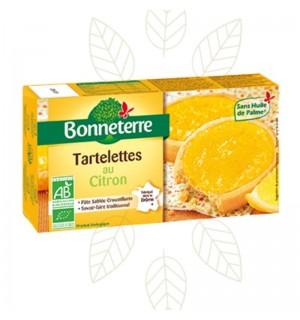 TARTELETTES AUX CITRONS – 220 GR