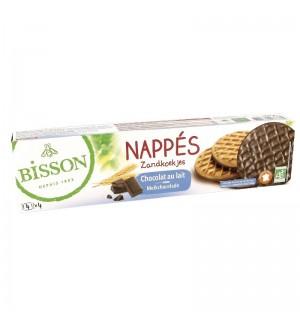 NAPPES CHOCOLAT AU LAIT - 160 GR
