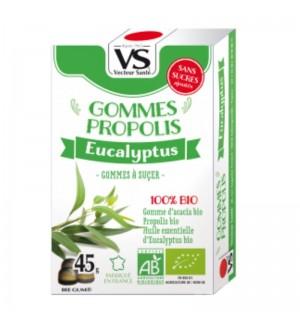 GOMMES PROPOLIS EUCALYPTUS - 45 GR