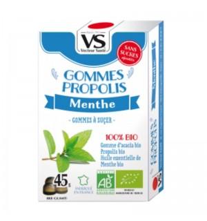 GOMMES PROPOLIS MENTHE - 45 GR