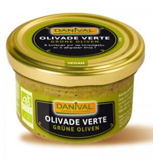 OLIVADE VERTE - 100 GR