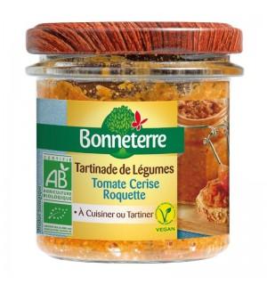 TARTINADE TOMATE CERISE ROQUETTE - 135 GR