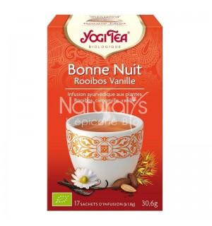YOGI TEA BONNE NUIT ROOIBOS - 17 X 1.8 GR