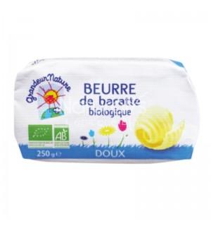 BEURRE BARATTE MOULE DOUX -  250 GR