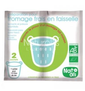 FERMENT FROMAGE FRAIS FAISSELLE – 2 X 6 GR