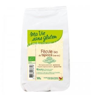 FECULE DE TAPIOCA - 500 GR