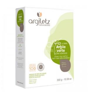 ARGILE VERTE ULTRA VENTILEE - 300 GR