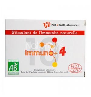 IMMUNO 4 - 10 GELULES