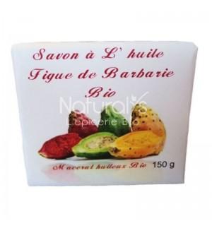 SAVON HUILE FIGUE DE BARBARIE - 150 GR